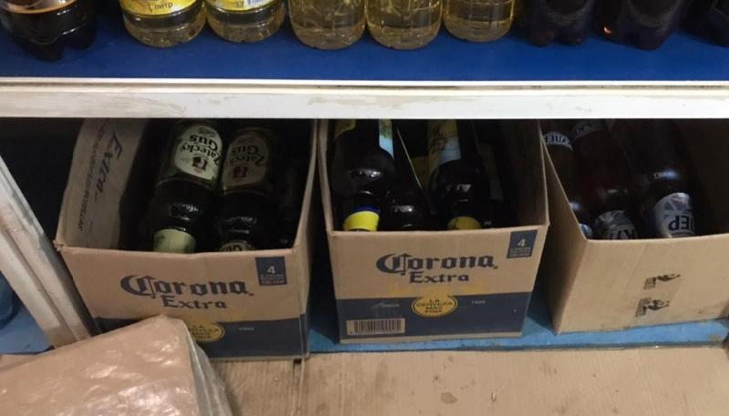 За сутки в Якутске выявлены три нарушения торговли алкогольной продукции, в т.ч...