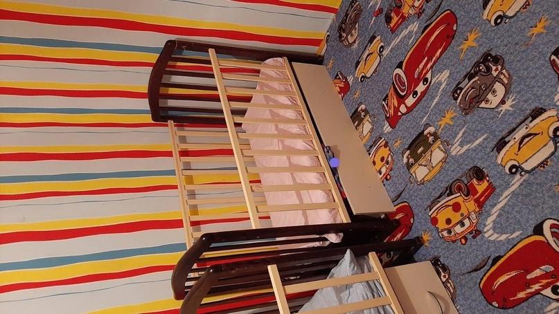 Кроватка с   Объявления Орска и Новотроицка №27630
