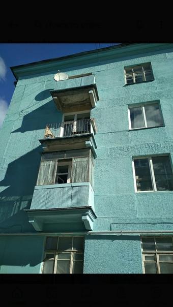 Как «сумасшедшие» делают капремонт домов в Озёрске...