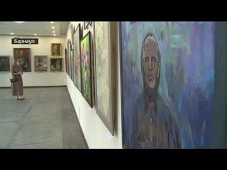 В выставочном зале музея «Город» открылась экспозиция к юбилею Победы в ВОВ