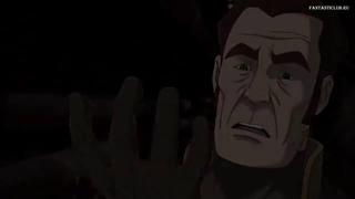 Космос: Территория смерти - трейлер фантастика ужасы мультфильм 2008