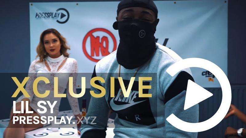 (28s) Lil Sy - Fully Charged NLMB MiH (Music Video) Prod By. SxbzBeats x Gotchbxtch | Pressplay