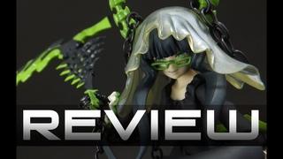 figma 172 Dead Master TV Animation Ver. - Black Rock Shooter Anime Figure Review ブラック★ロックシューター