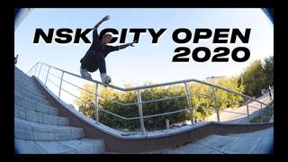 NSK CITY OPEN 2020   Стрит контест по агрессивным роликам