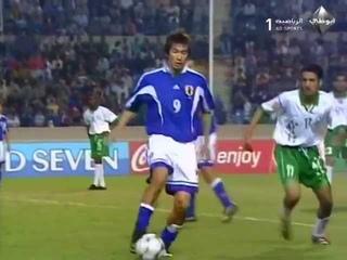 Asian Cup 2000: Final - Saudi Arabia vs Japan