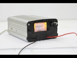 Автоматическое зарядное устройство своими руками (ч.3)
