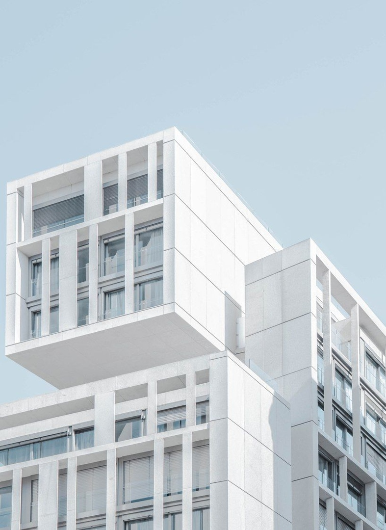 digital designer and creative director joel filipe uncovers a series of photographs depicting the bold architecture of madrid.