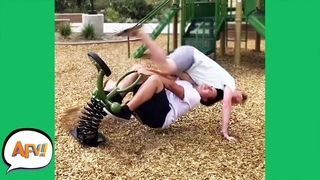 When FUNNY Turns FAIL! 🤣 | Funny Fails at Life | AFV 2021