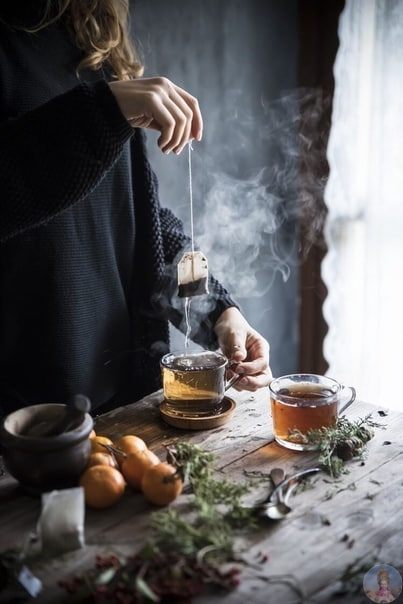 Осень - создана для чаепития