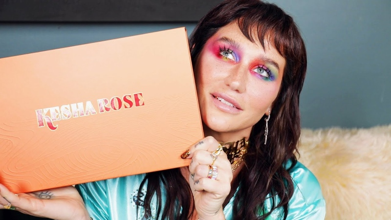 Kesha Gives Us the Full Tour of Her PR Box