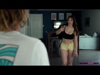 Lexi Luna (Snack On This) [2020, Deep Throat, Handjob, Milf, Passion, POV, 1080p]
