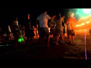 Клубный танец отеля Maxim Resort 2013