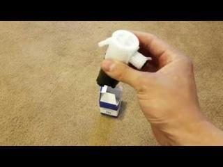 How to : 2.4 Dodge Stratus Windshield Washer Pump