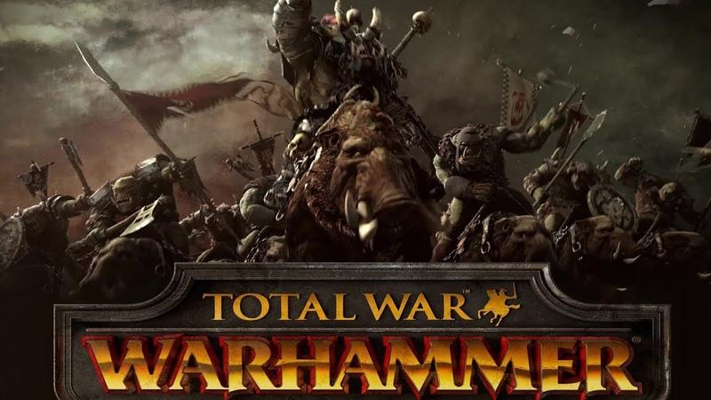 Игрофильм (стимул к игре) Total War Warhammer 2