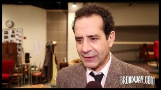 """Gotta Have Hart! Tony Shalhoub, Santino Fontana & More Talk Up Broadway's """"Act One"""""""