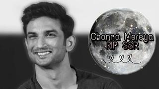 A Tribute to Sushant Singh Rajput | Channa Mereya | Arijit Singh | RIP SSR