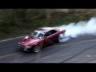 Drifting on Toyota Mark 2 (JZx90) (720p).mp4