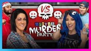 #SBMKV_Video | Sasha Banks vs. Bayley vs. Angelo Dawkins vs. Tyler Breeze vs. Austin Creed – Trivia Murder Party 2