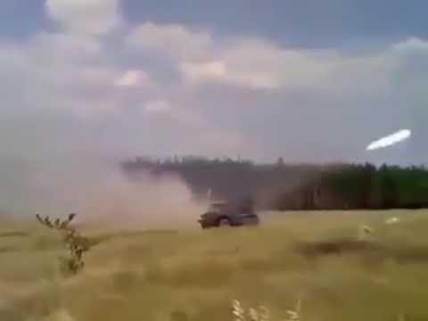 Сепары стреляют в две стороны по ВСУ и по Донецку