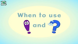 Nessy Writing Strategy   When to Use a Question Mark   When to Use an Exclamation Point