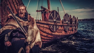 Viking Music – King Ragnar | Vikings, War Drums | Pagan, Nordic, Germanic, Slavic (1 hour)