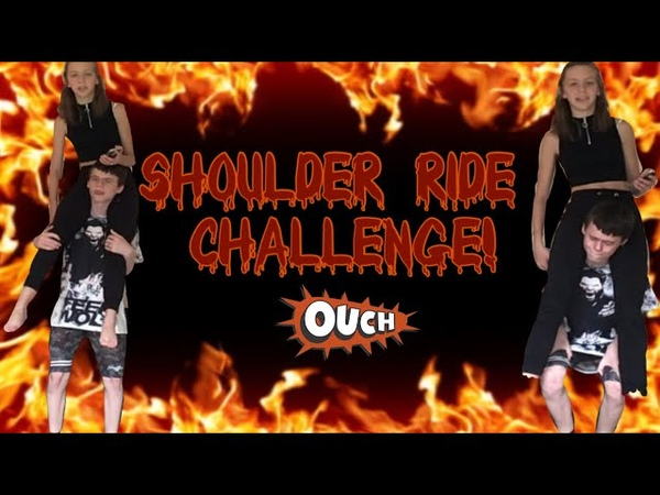 SHOULDER RIDE CHALLENGE LIFT AND CARRY