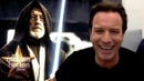 Ewan McGregor Nerds Out Over Star Wars Alec Guiness | The Graham Norton Show