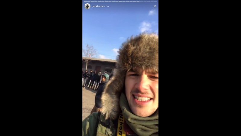2017 7 января JackHarries InstagramStore