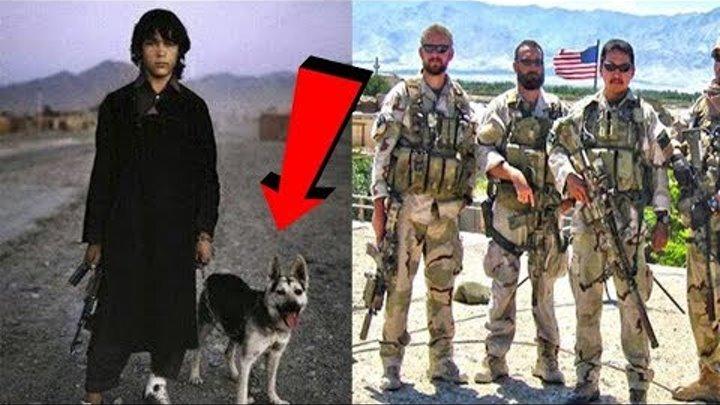 ИРАКСКИЙ мальчик против 400 американских солдат