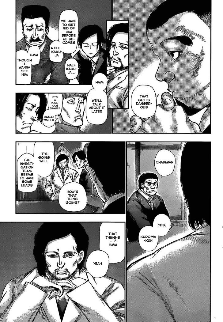 Tokyo Ghoul, Vol.12 Chapter 118 Opened Lock, image #14