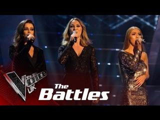 Belle Voci vs Scarlett Quigley - Smells Like Teen Spirit (The Voice UK 2018)