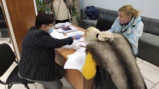 LIVE Бердянск Выборы Наблюдаем за подсчётом голосов на одном из участков
