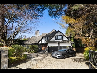 13.2 MILLION MANSION IN FIRST SHAUGHNESSY VANCOUVER (第一桑那斯豪宅) - 1433 Angus Drive Vancouver