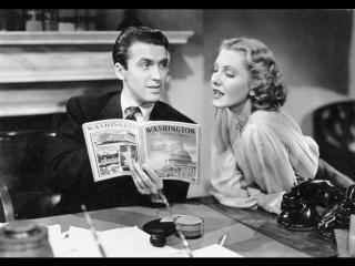 """ мистер смит едет в вашингтон "" 1939 / mr. smith goes to washington / реж. фрэнк капра / драма, комедия"