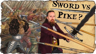 How Greatswords Beat Pikes in Battle - Or Did They?