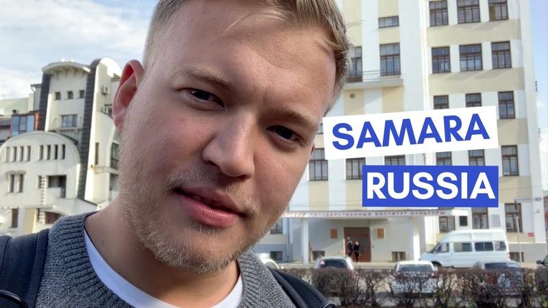 An Englishman in Samara Англичанин в Самаре