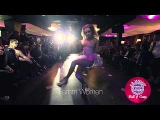 Femm Women | Christmass Vogue ball 2014