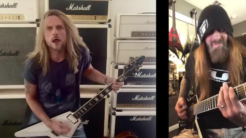 Thin Lizzy Bad Reputation Сollab A Jam ♣ ЮROCK