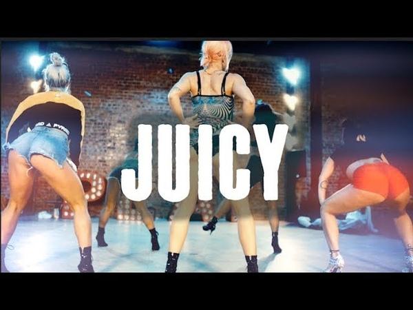 JUICY Doja Cat Nicole Kirkland Choreography