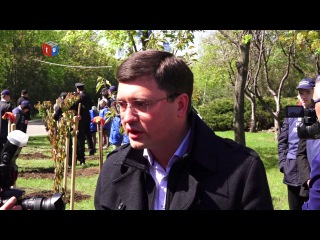 """Мэр Мариуполя о палатках """"Оппозиционного блока"""""""