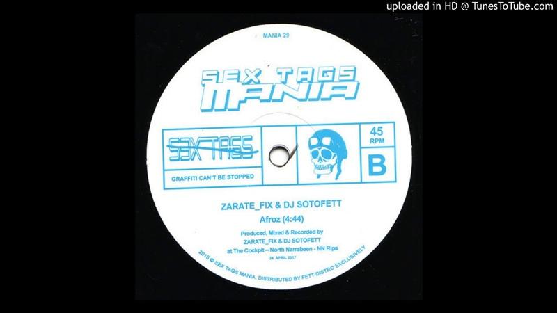 Zarate_Fix DJ Sotofett - Afroz