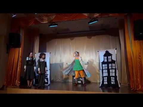 Сцены из Мюзикла Пеппи Длинный чулок 6 класс школа им С В Рахманинова