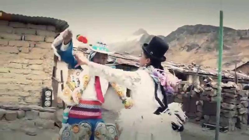 Taqpacha Bolivia Ya llego el carnaval Chuta 2018 2019