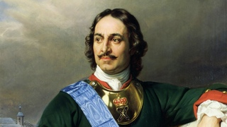 Ожившие портреты русских императоров