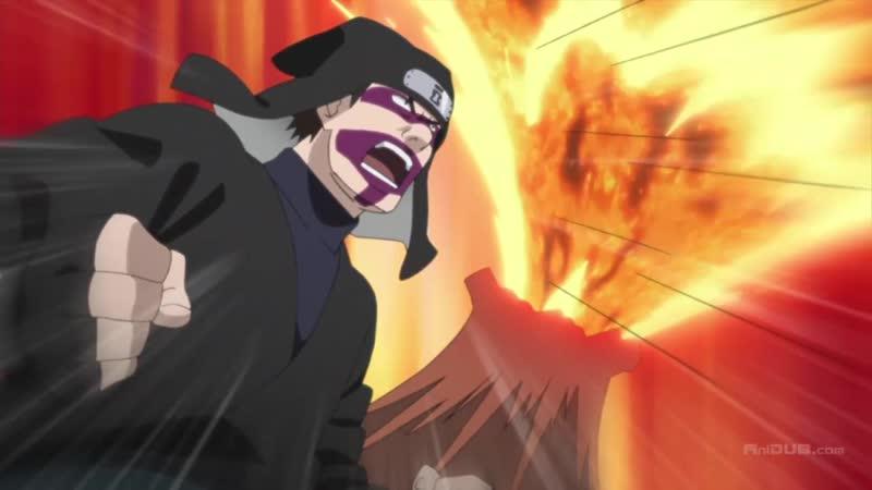 497 серия Наруто 2 сезон Ураганные хроники Naruto 2nd season Shippuuden Ancord