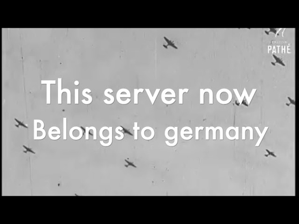 Germany occupies