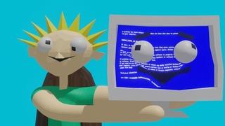 Ура, я умнее чем компьютер   3D Анимация
