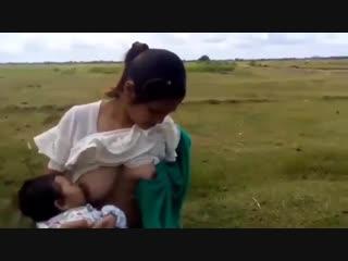 Топ 5 кормящих мам грудью!!!top 5 breastfeeding moms