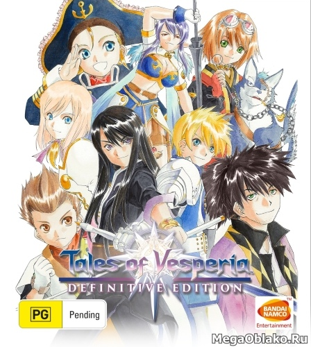 Tales of Vesperia: Definitive Edition (2019) PC | RePack от xatab