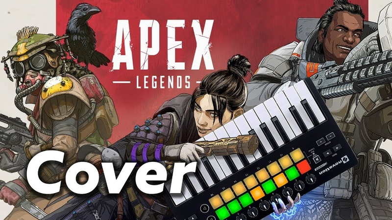 Apex Legends Main Theme (cover) Launchkey Mini MK2